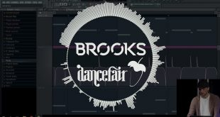 Brooks Masterclass at Dancefair 2018