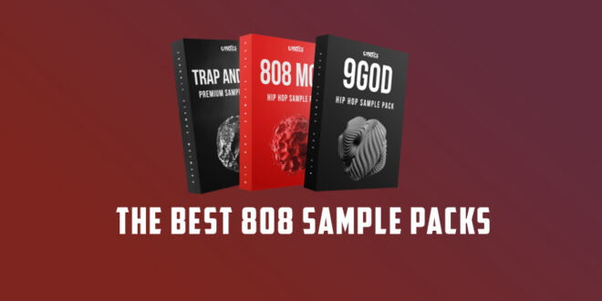 808 sample pack